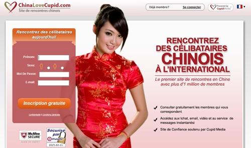 site de rencontres en chine